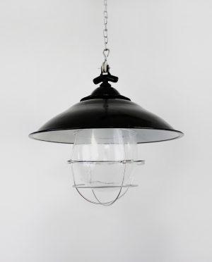 black larder light shade