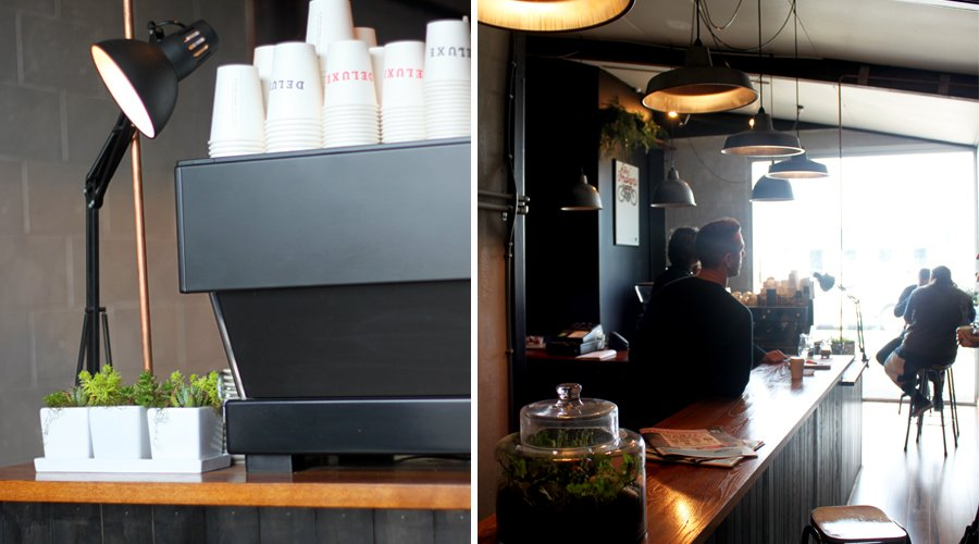 Deluxe Coffee Bar, Auckland