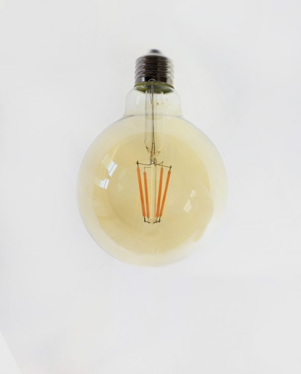 G95 Filament light bulb