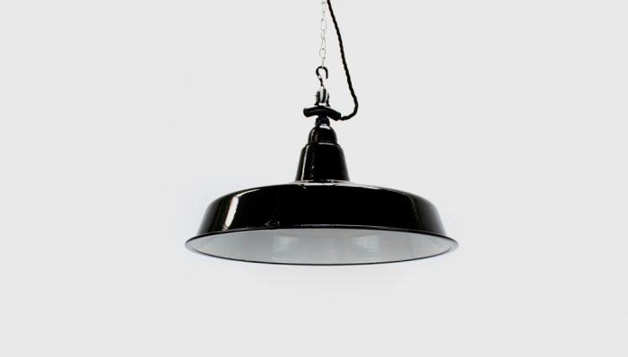 black workshop light