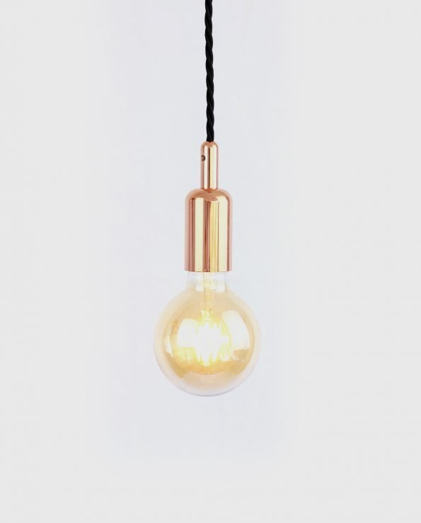 G95 bare bulb copper