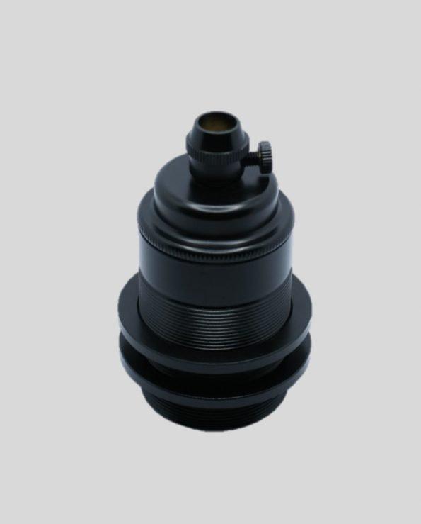 Modern Lamp holder Black v2