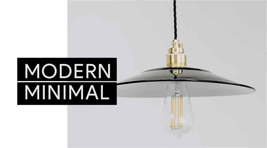 Modern Minimal Lighting