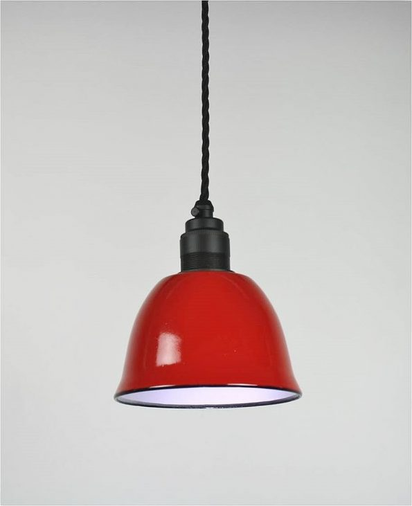 Bell Red with Black LH