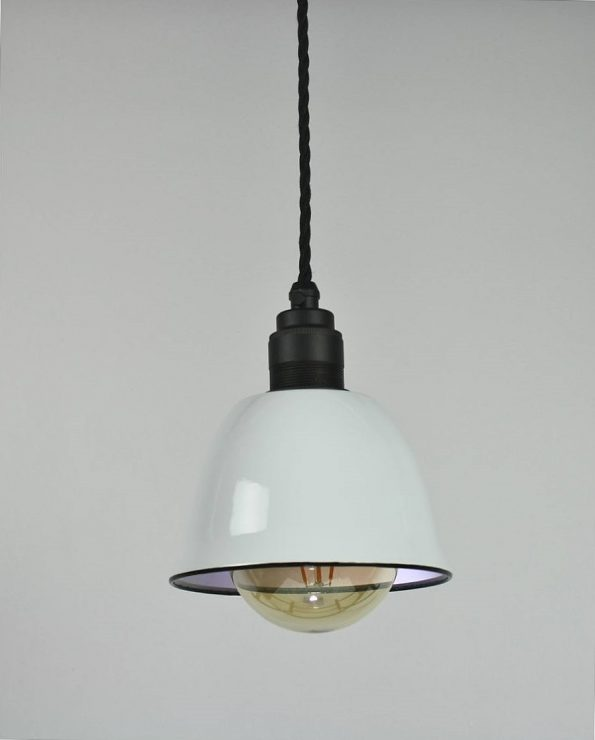 Bell White G95 Amber