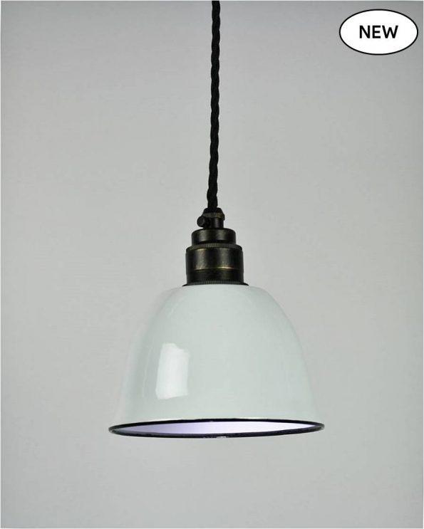 Bell White Vintage LH